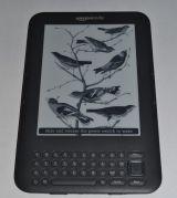 Amazon Kindle Keyboard -lukulaite